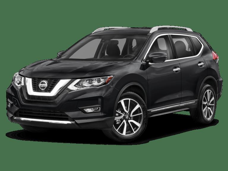 Nissan Rogue Black