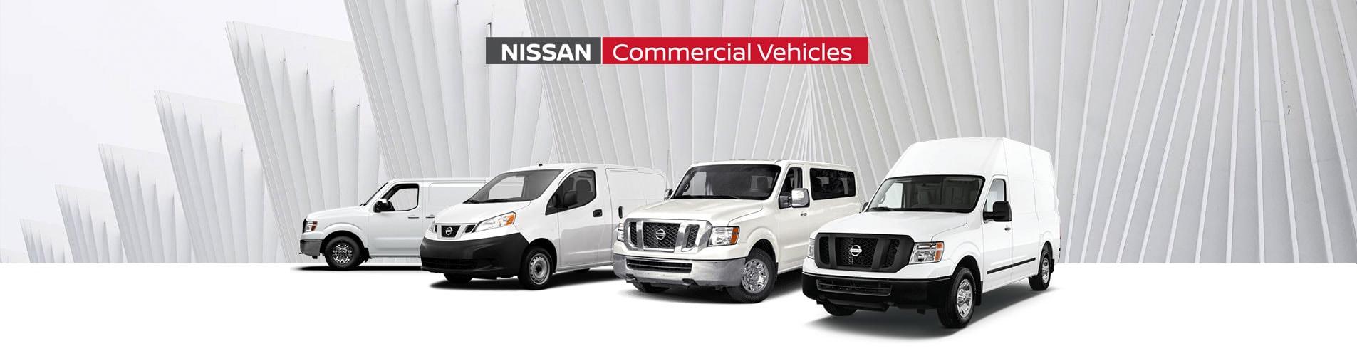 Nissan Commercial Vehicles Winnipeg