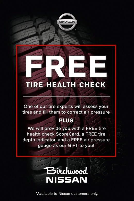 Tire Health Check