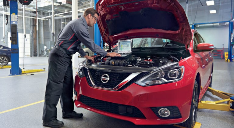 Nissan Certified Service